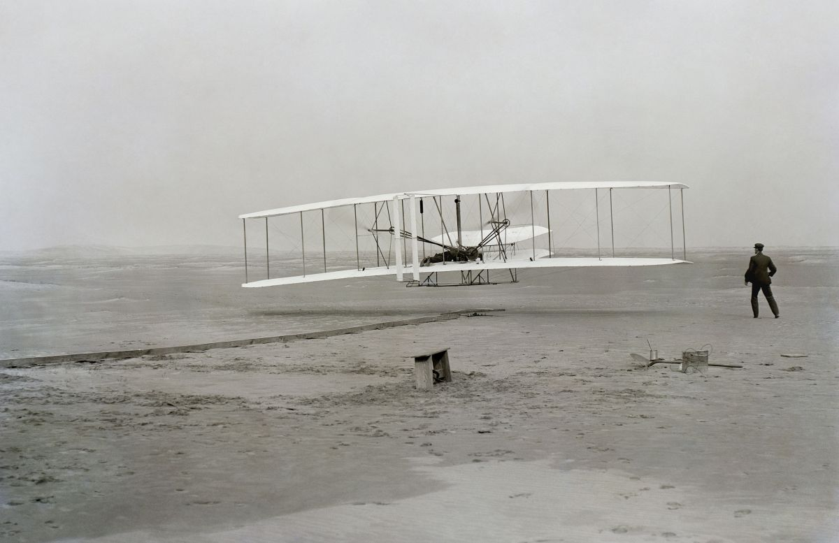 Work Ethic from the Wright Brothers