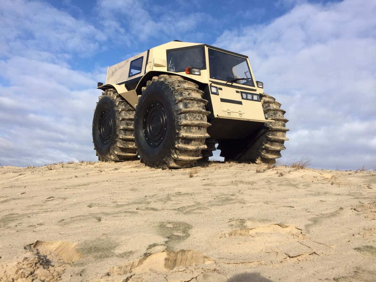 A $50K RussianTruck