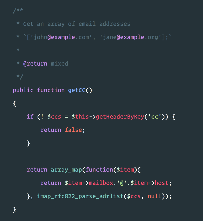 Simple PHP Refactoring