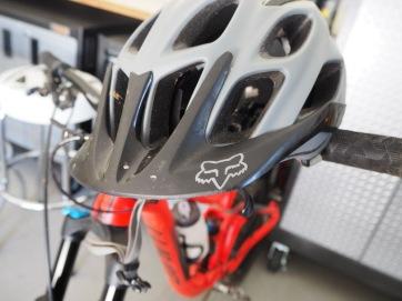 Fox MTB Helmet