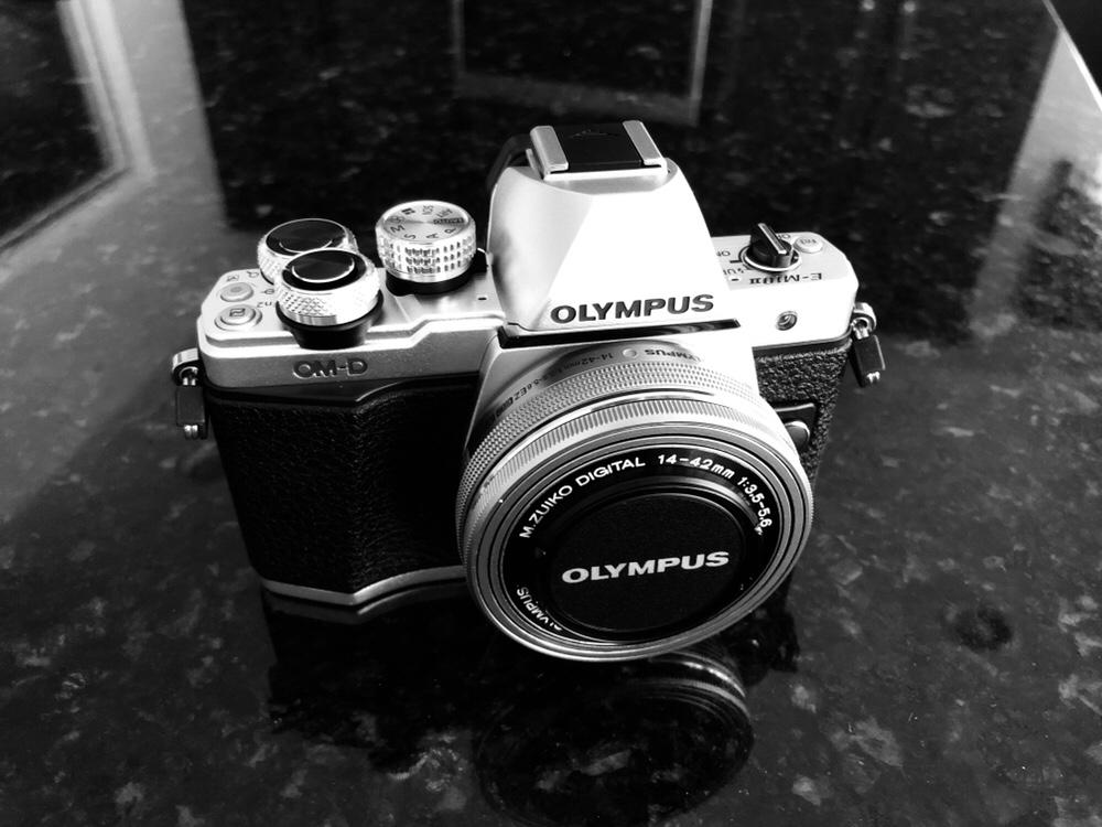 New Camera – Olympus OM-D Mark II – Eric L  Barnes