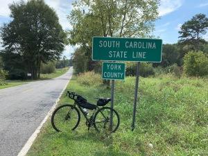 South Carolina State Line
